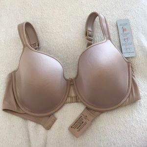 Other - NWT Full Coverage Bra in Naked 2 (Nude) SZ 34E
